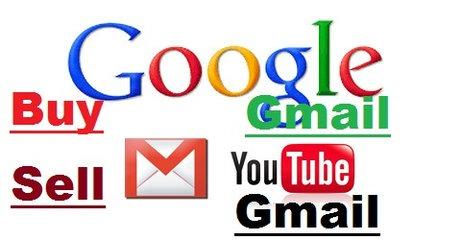 Mua bán Gmail cũ và mới