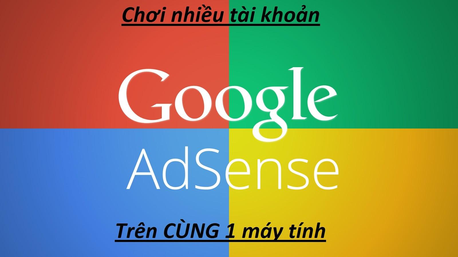 Máy Ảo VMware Đăng Nhập 100 Tài Khoản Google Adsense Cùng Một Máy Tính
