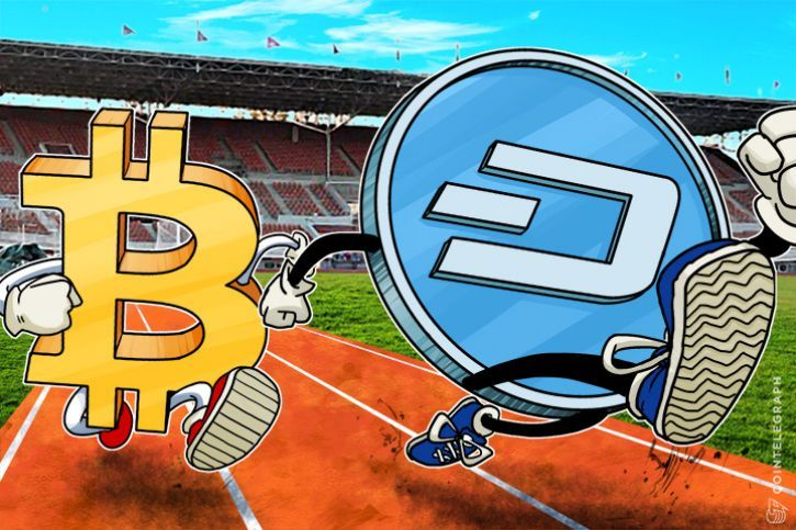Dash Coin va Bitcoin