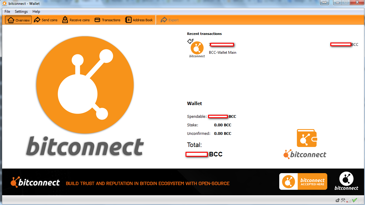 staking bitconnect