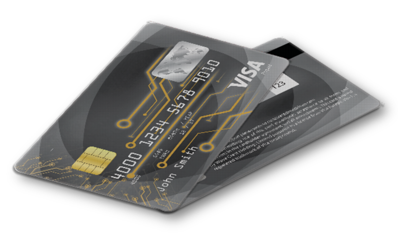 The Visa DinarCoin