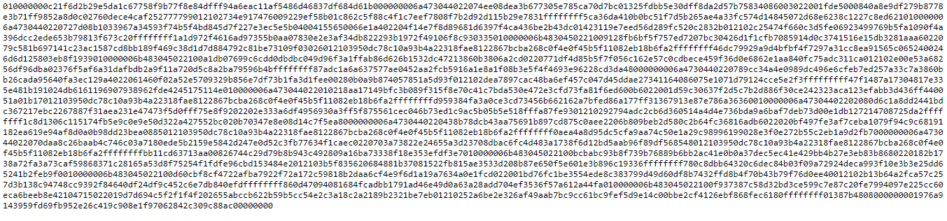 giao dich Bitcoin format hex