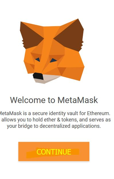 Continue metamask fomo2moon