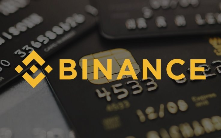 Binance x Cre card