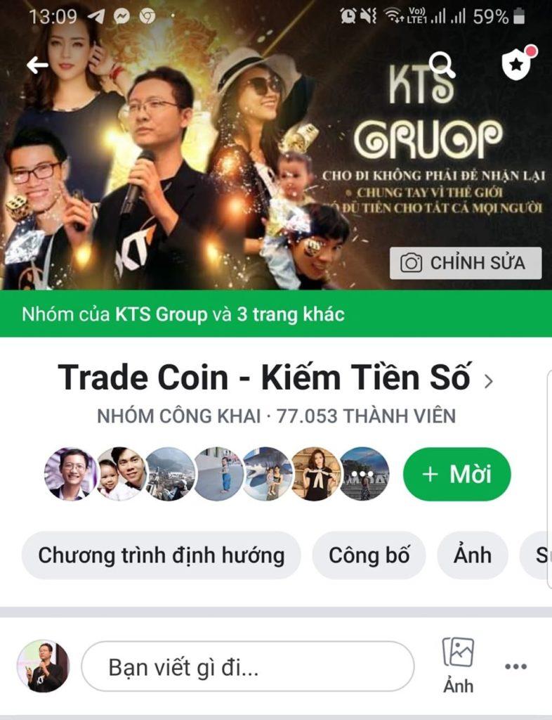 vietnam biggest cryptocurrency community